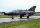East German Air Force
