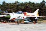 MiG-21SPS-K 22+02