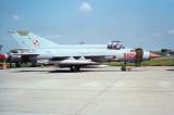 MiG-21MF 9105