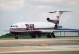 B.727-230F OO-DHY