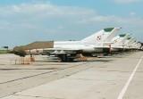 MiG-21MF/UM TDY Mierzecice