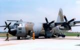 Hercules C.1P XV291