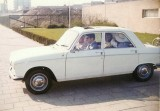 my dads Peugeot 204