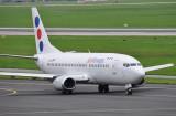 B.737-3Q4 YU-AON