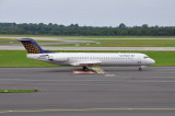 Fokker 100 D-AFKC