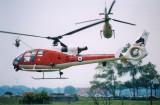 Gazelle HT.2 XW857