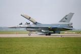 F-16B J-657