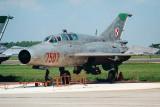MiG-21UM 7507