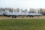 MiG-21bis 8745 & 9345