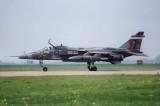 Jaguar Gr.1A XZ107