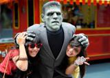 Frankenstein Looking For Pretty Brides