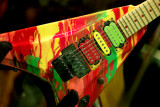 Rock Heavy With This Electric Guitar !!