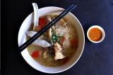 Fish head noodle