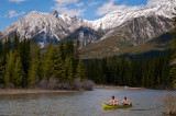 Bow River near Canmore