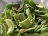 .. Green pepper ..