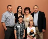 Mike, Chelsea (Goddaughter),Brooke & Adam --Redmond, OR