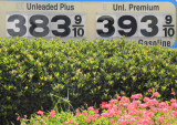 August 6 CHula Vista gas prices