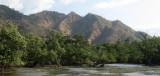 mangroves and savanna hills