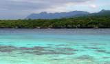 Paitchou Range & Jaco Island reef