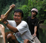 Nam Fa boatmen