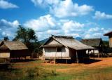 Lao Houses (Laos!)