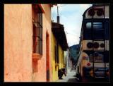 Tired Driver, Guatemala