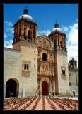 Santa Domingo Church, Oaxaca, Mexico