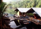 River Raft Kwai, Thailand