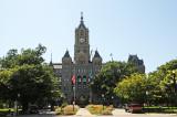 The City & County Building - Salt Lake City
