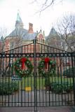 Garden Gate Wreaths & NYC Public Library