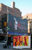 Johnny Depp's Sweeny Todd & iPod Billboards