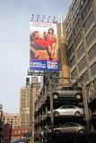 Parking Lot & Manhattan Mini Storage Billboard
