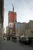 Trump SOHO Hotel/Condo Tower & Manhattan Mini Storage Billboard