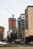 Spring Street East View - Trump SOHO Hotel/Condo Tower