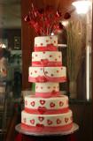 Bruno Bakery Valentine Cake