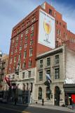 NYC Public Library & Former YMCA Building