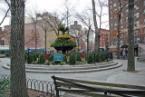 Jackson Square Park - West 13th Street Horizon