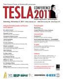 Tesla 2011 Conference November 5, 2011