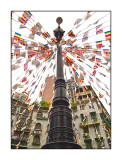 Rotunda de Carlos da Maia 三盞燈