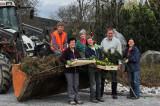 PRESSE: Pflege Kreisverkehr am 1. April 2011