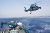Eurocopter SA565 Panther 'Atalef'. Israel Air Force / Navy