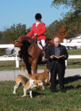Opening Hunt an Blessing of the Hounds at Valley Green Farm October 15th