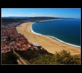 Nazare postcard - Portugal