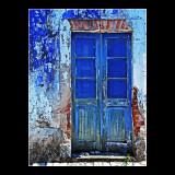 Old door ...