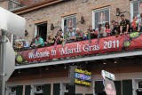 Mardi Gras in New Orleans 2011