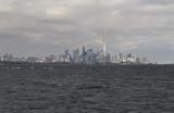 Toronto, 7.5 miles away across Lake Ontario (Canon G11)