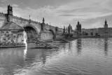 Prague 28 mm B & W
