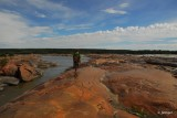 The Slave River, Fort Smith, NT
