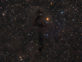 LDN 1251, LBN 558, PGC 69472, PGC 166755 in Cepheus