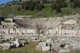The Odeon in Ephesus